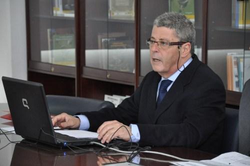 Profesor Jaime Prieto Prieto