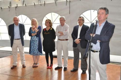 La Embajada, el Consulado y el CCEE Reyes Católicos estuvieron presentes en la Feria. (Fotografía Juan Francisco Zuleta Orjuela).