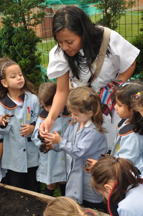 CCEE Reyes católicos. Pueblo Arhuaco