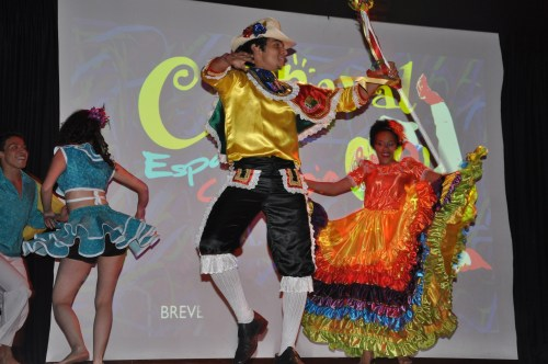 CCEE Reyes Católicos. Carnaval 2014