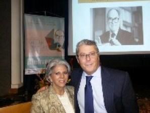 Don Jaime Prieto Prieto y Doña Ana María Araujo.