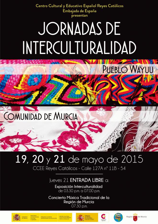 CCEE Reyes Catolicos. Murcia. Wayuu