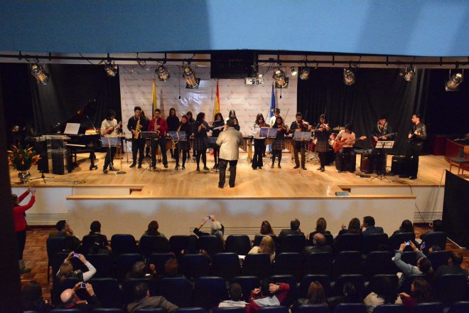 Orquesta del Instituto Pedagógico Nacional de Bogotá