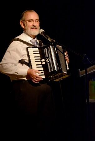 El gran Rabino Alfredo Goldschmidt .