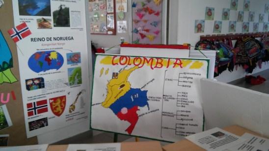 Interculturalidad: alumnado 4 años