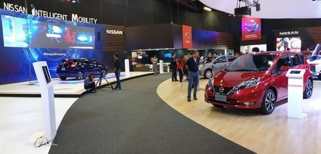 Pabellón Nissan SIAB 2018