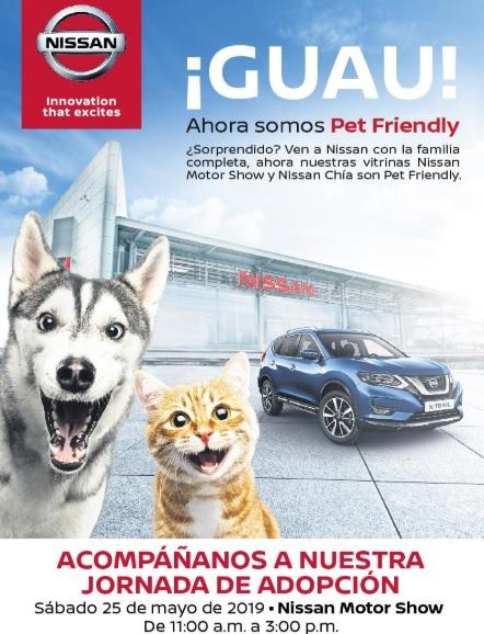 Jornada de adopción Nissan