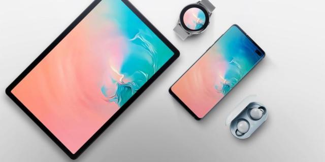 Samsung y Dezeen