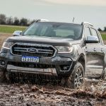 Ford Ranger 2020, refinamiento extremo