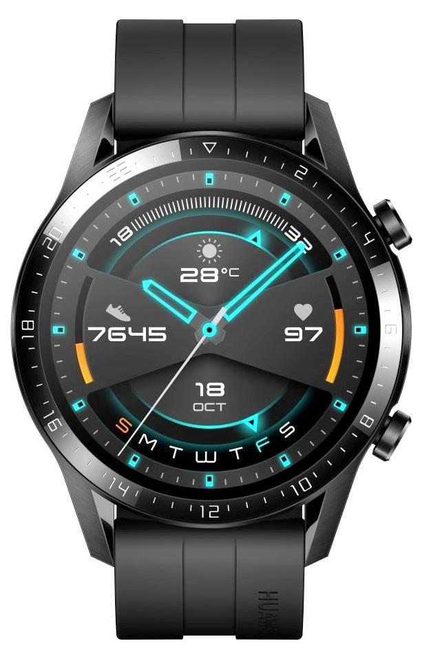 Catalogo Huawei WATCH GT 2_46mm_Matte Black
