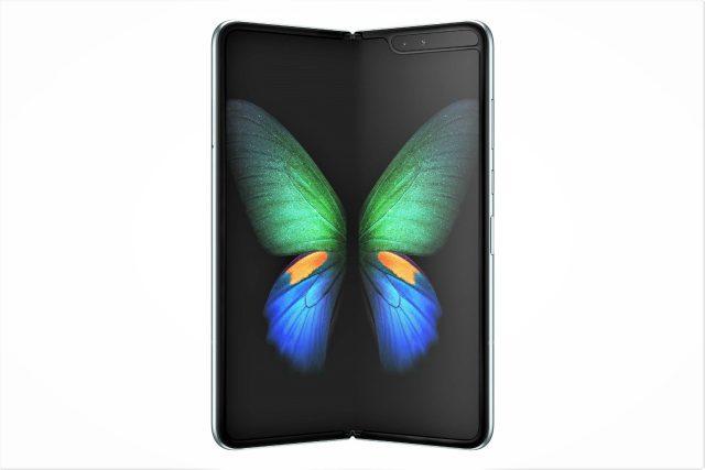 Samsung Galaxy Fold Space Silver 1