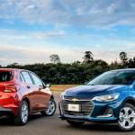 Nuevo Chevrolet Onix: cambio más que favorable