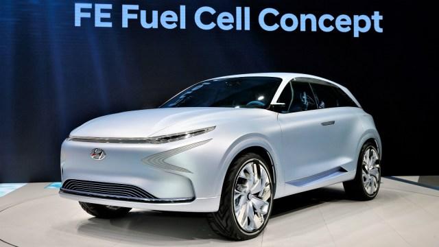 Hyundai FE