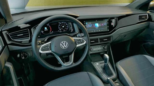 VW NIvus interior