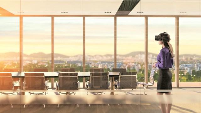 Lenovo Mirgae VR S3 - Board Room