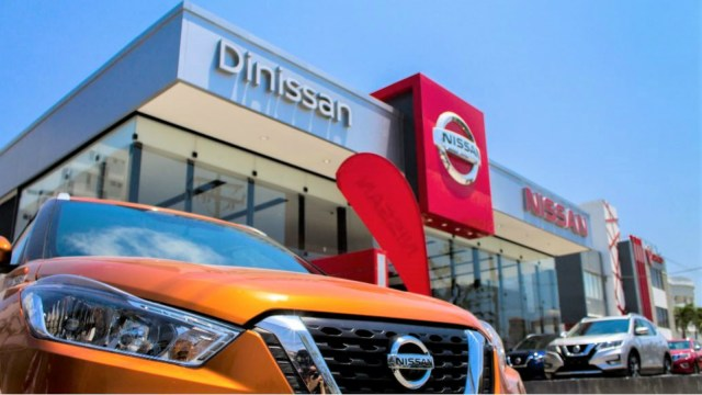Nissan Colombia