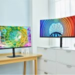 Nueva línea de monitores Samsung de alta resolución