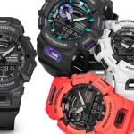G-Shock lanza su nuevo reloj GBA-900