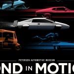 James Bond exhibe lo mejor de su repertorio vehicular