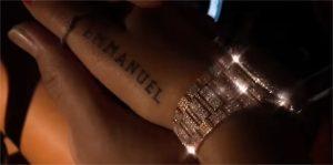Los Tatuajes De Anuel Aa Y Karol G Que Reflejan Su Amor Fotos