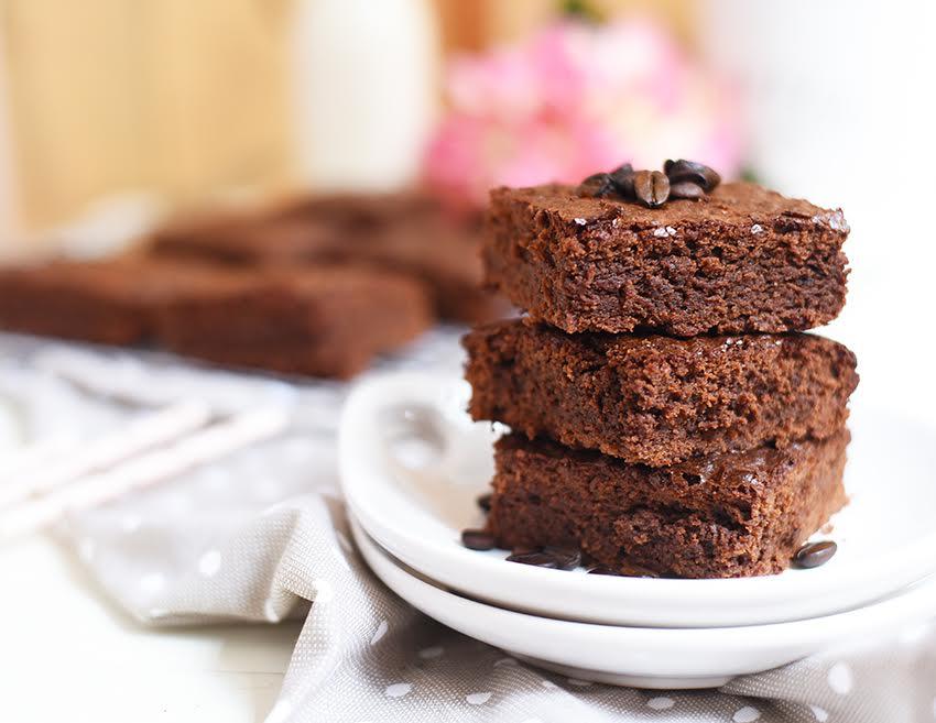 mocha-brownies