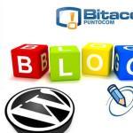 Creación de blog