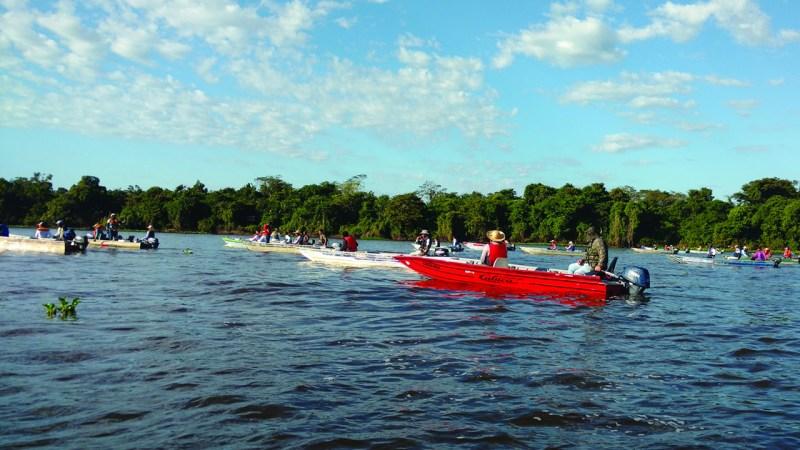 Torneio de pesca evidência potencial turístico de Pimenteiras em Rondônia