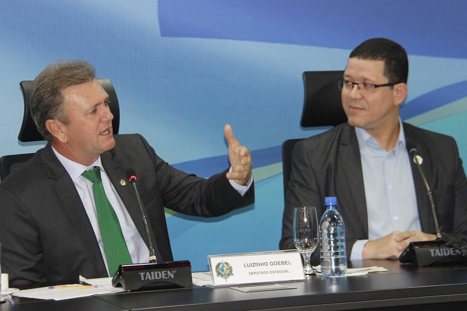 Goebel solicita do Governo que as vistorias de veículos sejam feitas pelo Detran/RO