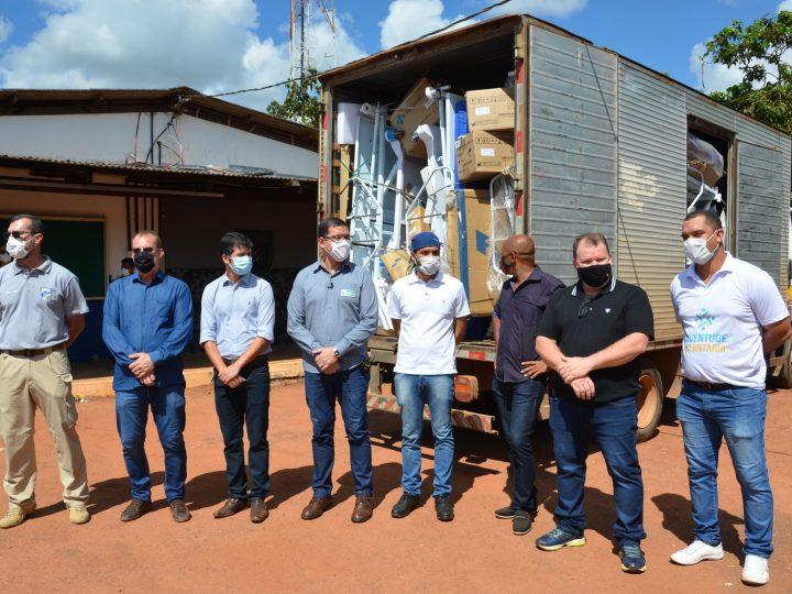 Dr. Neidson participa da entrega de materiais hospitalares para Guajará-Mirim e Nova Mamoré