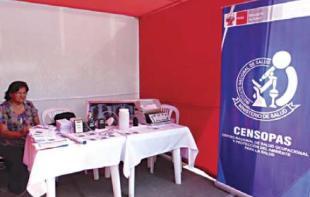 CENSOPAS: Centros relacionados con el cuidado de la salud