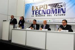 Conferencia magistral Expotecnomin