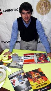 Alejandro Seminario, Gerente de Desarrollo de Negocios en Comercial Textil