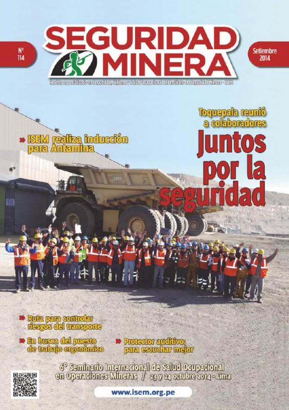 Seguridad Minera Edición 114