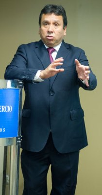 Manuel Pérez Eusebio, gerente de Dominiotech, empresa creadora de Safe2biz
