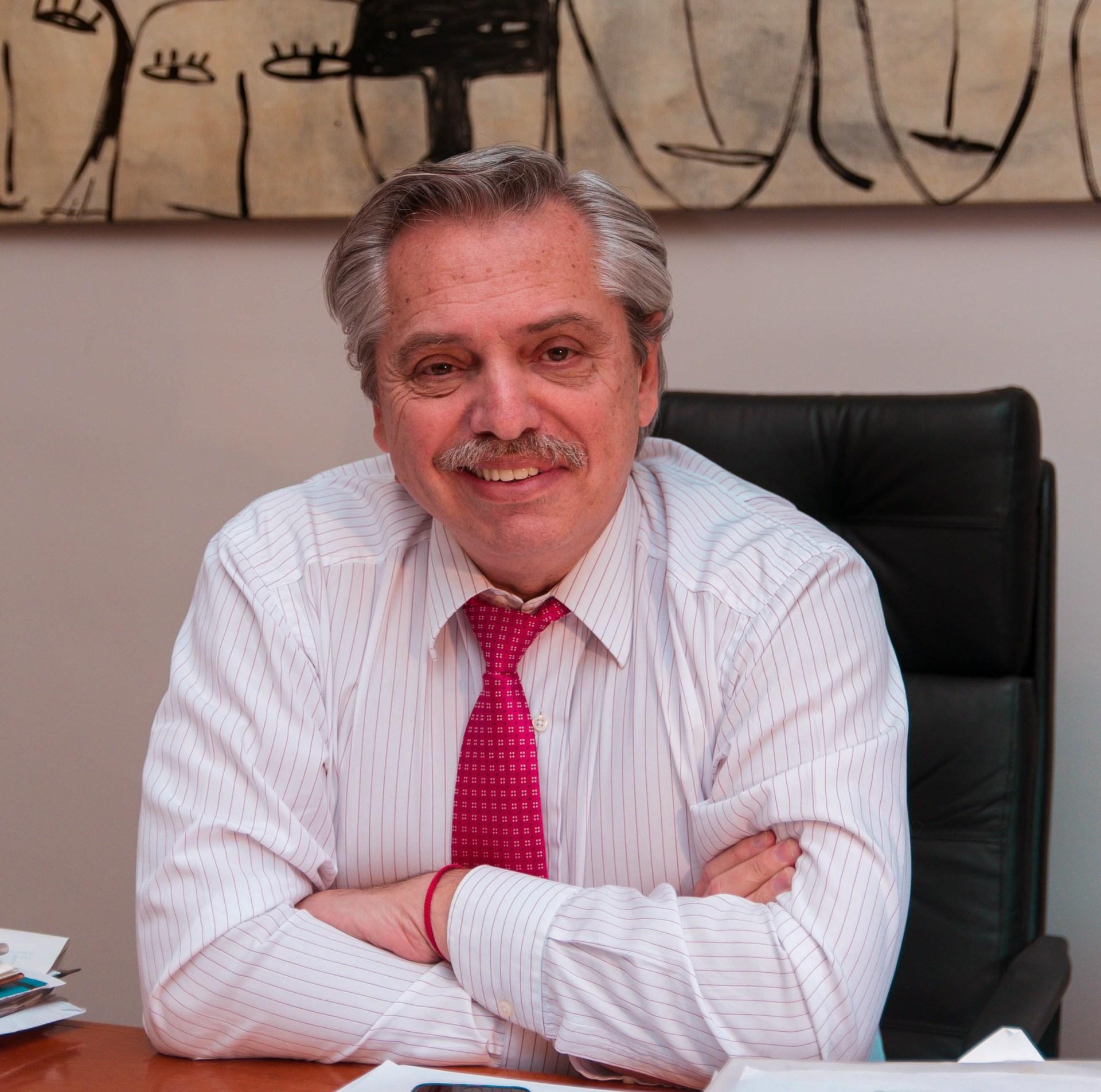 Alberto Fernández, exjefe de gabinete de la Nación, abogado y dirigente político.