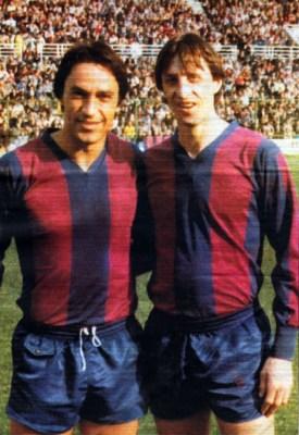 "O ""Barcelona valenciano""! Pelo menos nas cores, Johan pode reviver o Barça"