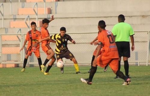 Equipe continua ativa nas categorias de base (Foto: Anderson Silva/Sejel)