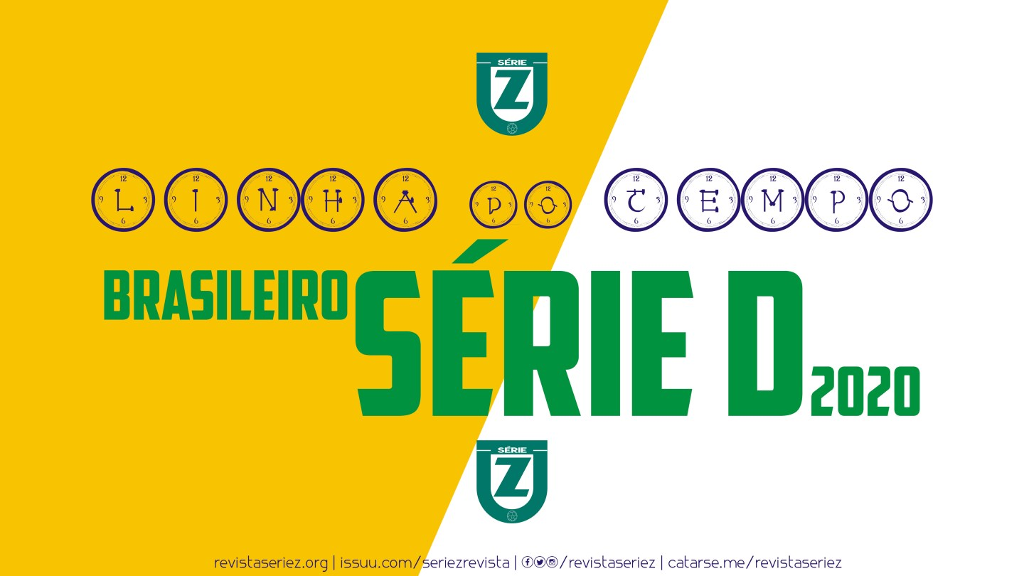 A Linha Do Tempo De Classificacao A Serie D 2020 Revista Serie Z
