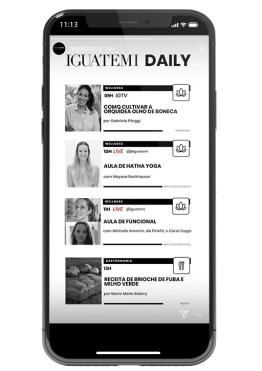 Iguatemi Daily Serviço de Atendimento ao Consumidor - Revista Shopping Centers