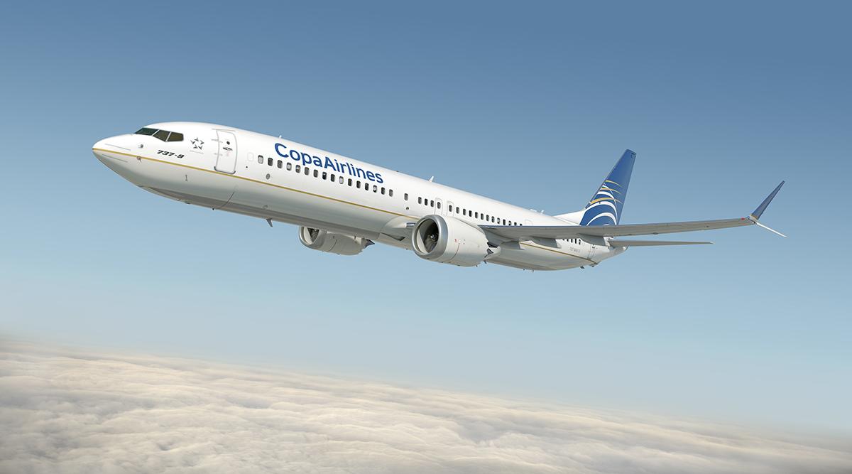 Resultado de imagen para Copa Airlines Boeing 737 MAX