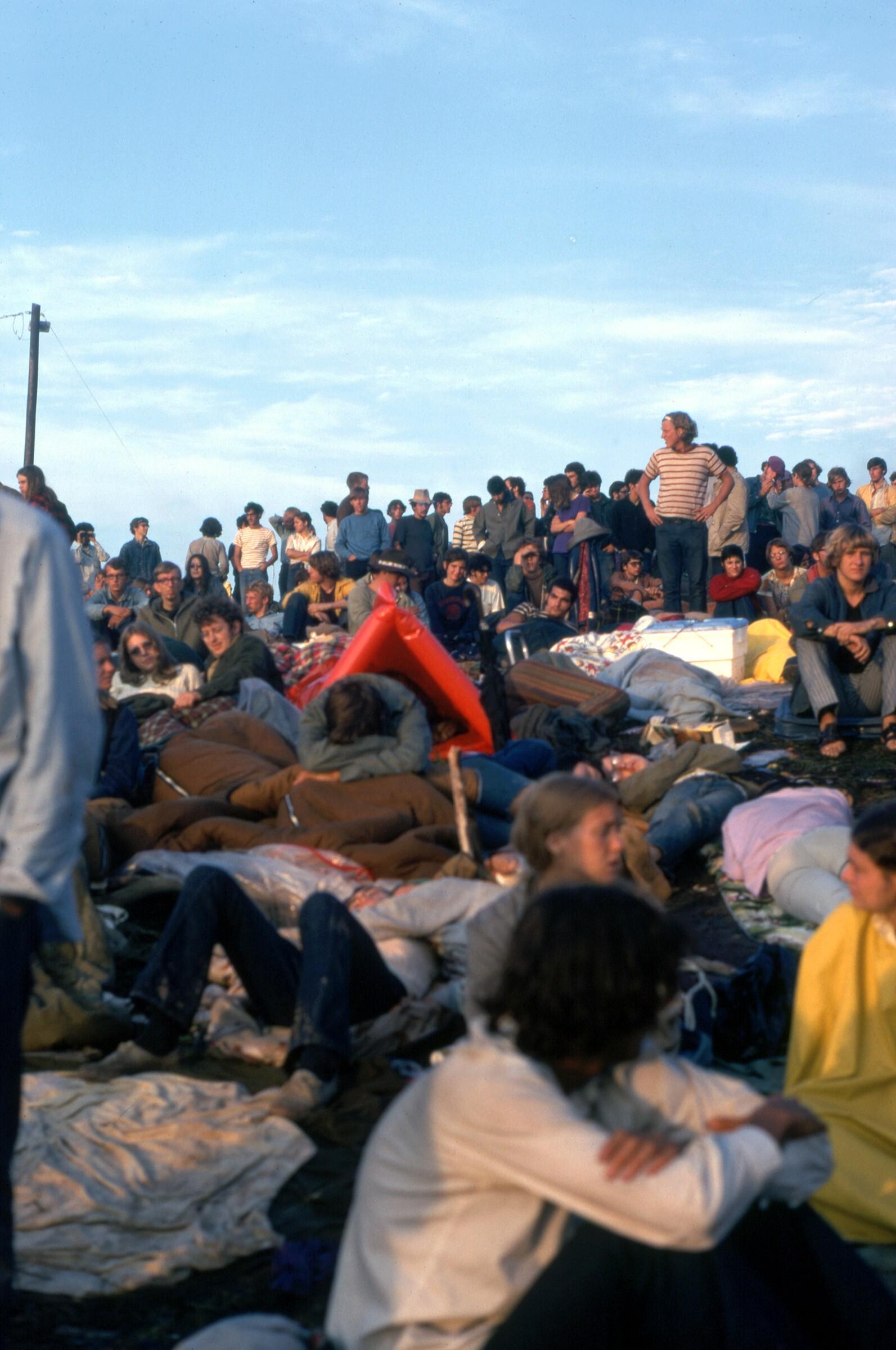 Festival Woodstock granja Bethel