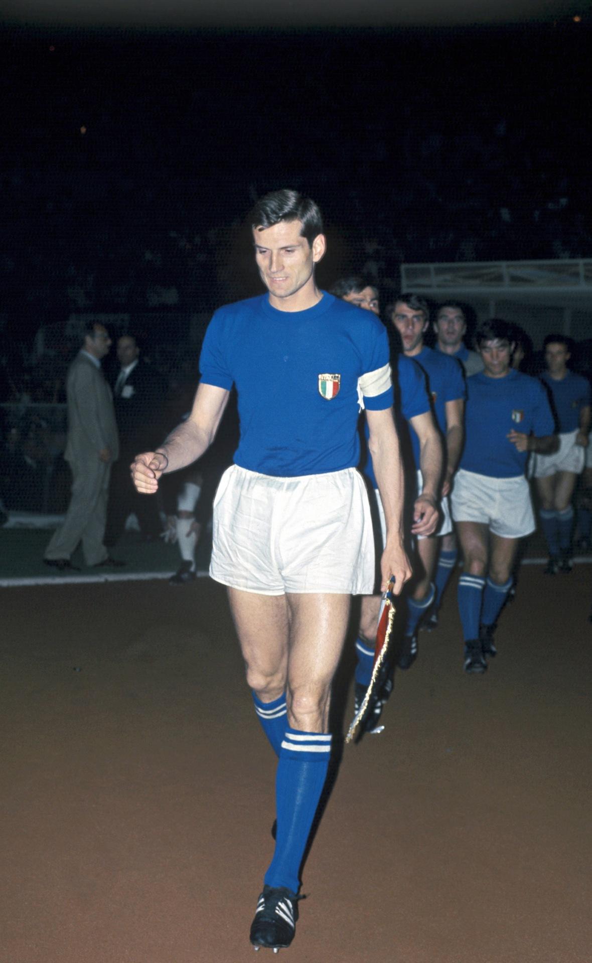 Giacinto Facchetti Estadio Olímpico final Eurocopa
