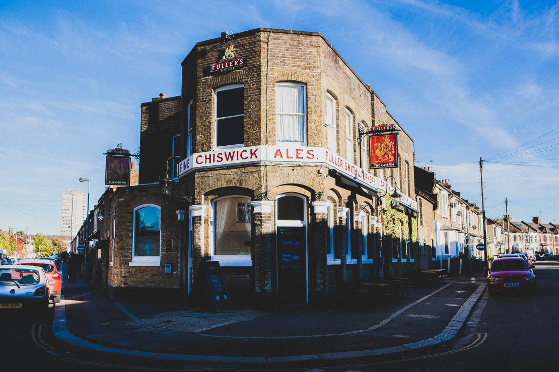 Pub The Griffin
