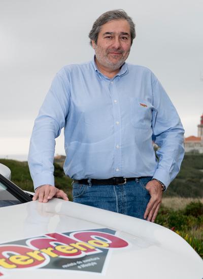 Alexandre Correia, editor da Todo Terreno