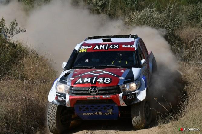 Alejandro Martins/José Manuel Marques (Toyota Hilux)