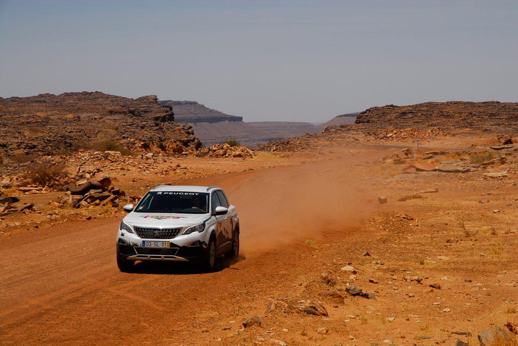 Mauritânia-planalto-de-Adrar