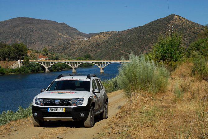 Dacia Duster em Barca D'Alva