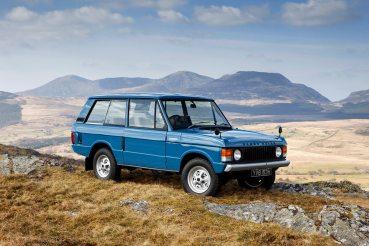 Range Rover de 2 portas