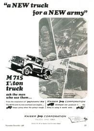 Anúncio M715