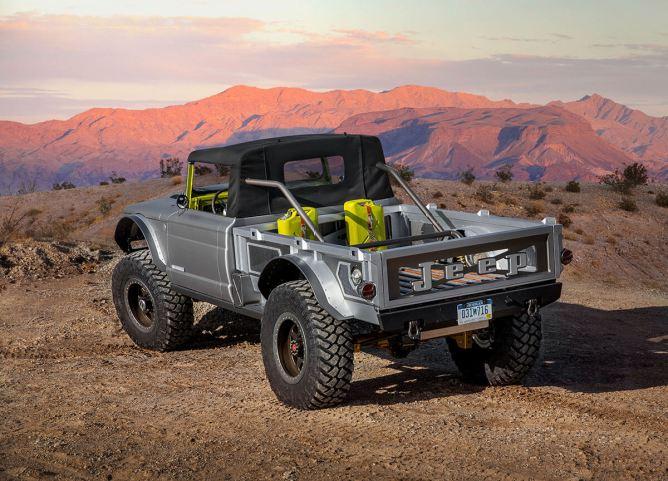 Jeep 5 quartos cima